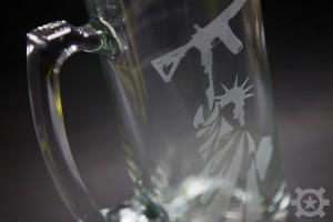 AT Liberty Beer Mug