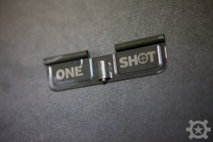 One Shot Dust Cover