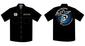 Customizeable Work Shirt