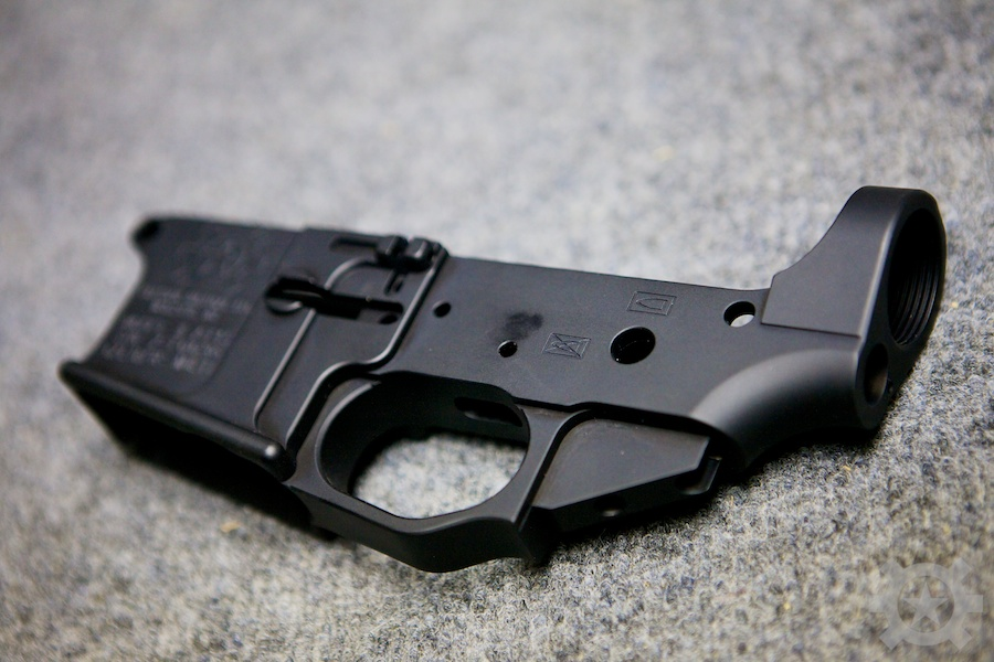 At Quot Bravo Series Quot Ar15 Billet Lower Receiver At 15lwr