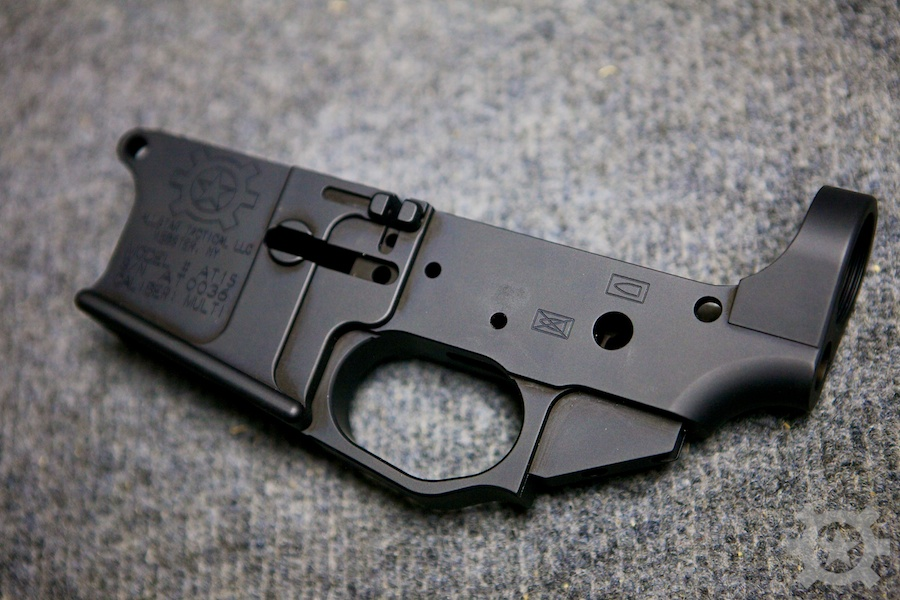 Allstar Tactical BRAVO SERIES Billet Lower Receiver