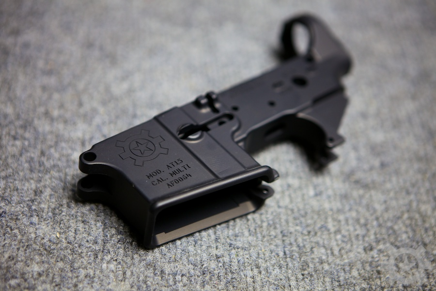 Allstar Tactical Forged Lower