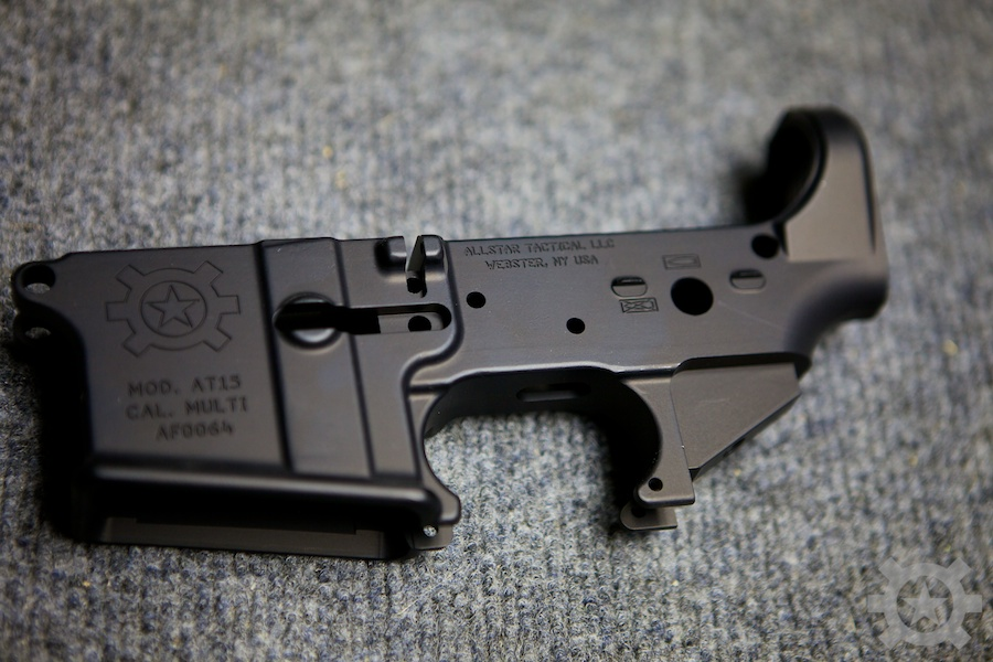 At Quot Delta Series Quot Forged Lower Receivers At 15lwr Dlta
