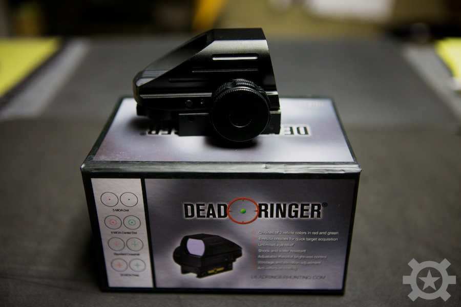 Dead Ringer Monteria Red Dot