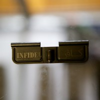 Infidel Dust Cover