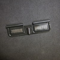 Zombie Hunter Dust Cover