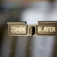 Zombie Slayer Dust Cover