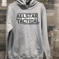 AT Logo Pullover Hoodie