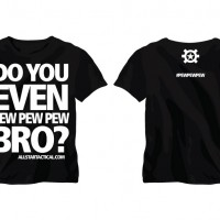 Do You Even Pew Pew Pew Bro T-Shirt