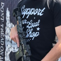 Men's Support Your Local Gun Store Shirt