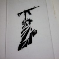 AT Liberty Diecut Sticker