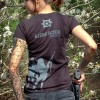 Guns Shoes and Tattoos Girls Shirt