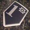 AT One Allstar Sticker
