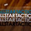 Allstar Tactical Hashtag Sticker