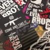 Allstar Tactical Sticker Pack