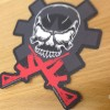 Allstar Tactical Skull Sticker